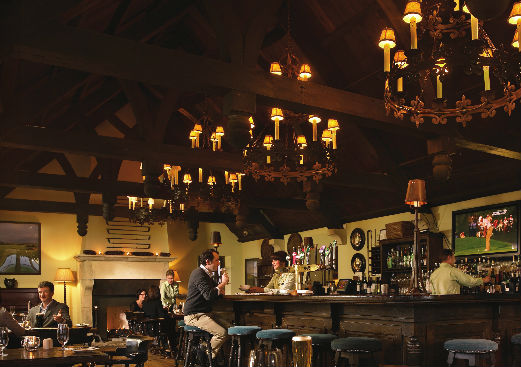Darby's Bar and Restaurant (Image: The Lodge at Doonbeg)