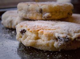 Welsh cakes (Image: Wikipedia)