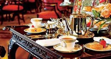 Tea time at the Fairmont Empress. (Image: Fairmont Empress)
