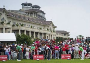 The Match at Mission Hills (Image: Mission Hills)