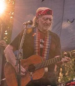 Willie Nelson (Image: Willie Nelson's Pedernales Cut-N-Putt)