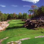 Ontario Resort Golf's Front Nine