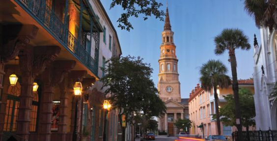 Charleston South Carolina (Image: Charleston CVB)