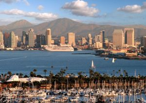 San Diego waterfront (Image: San Diego Tourism Authority)