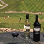 Predator Ridge and local wine (Image: Predator Ridge Resort)