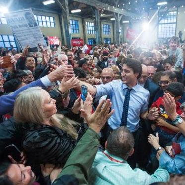 Prime Minister Justin Trudeau (Image: @JustinTrudeau)
