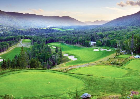 Humber Valley Resort River Course (Image: Humber Valley Resort)