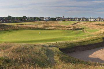 Prestwick Golf Club 17th Hole (Image: Prestwick Golf Club)