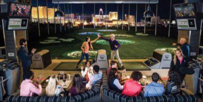 Topgolf Las Vegas (Image: Topgolf)