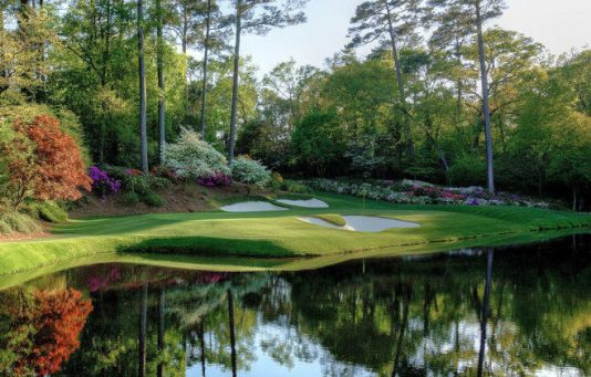 Augusta National Hole No 12 (Image: Masters.com)