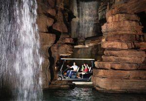 Big Cedar Lodge caves (Image: Big Cedar Lodge)
