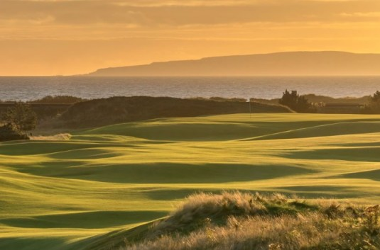 Dundonald Links Scotland (Image: Dundonald Links)