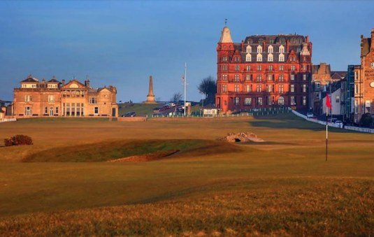 The Old Course, St. Andrews (Image: St. Andrews Links Trust)