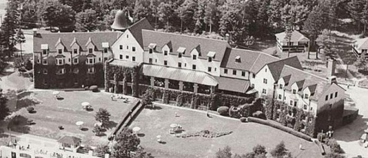 Digby Pines Resort historical (Image: Digby Pines Resort)