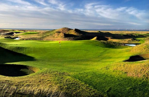 Dumbarnie Links, Scotland