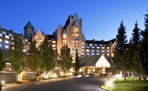 Fairmont Chateau Whistler in Whistler British Columbia Canada