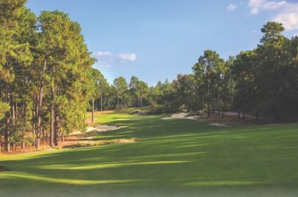 Mid Pines golf course Hole 15 (Image: Mid Pines Inn and Golf Club)