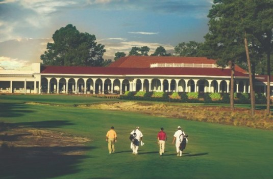 Pinehurst No. 2 Golf Course Hole 18 (Image: Pinehurst Resort)