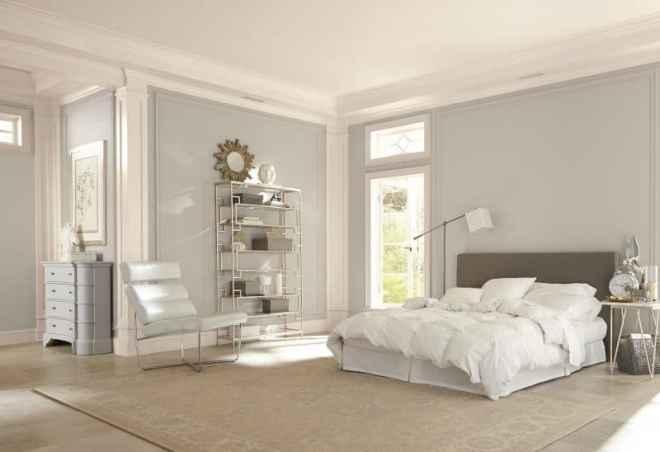 Bedroom_Amazing Gray SW 7044