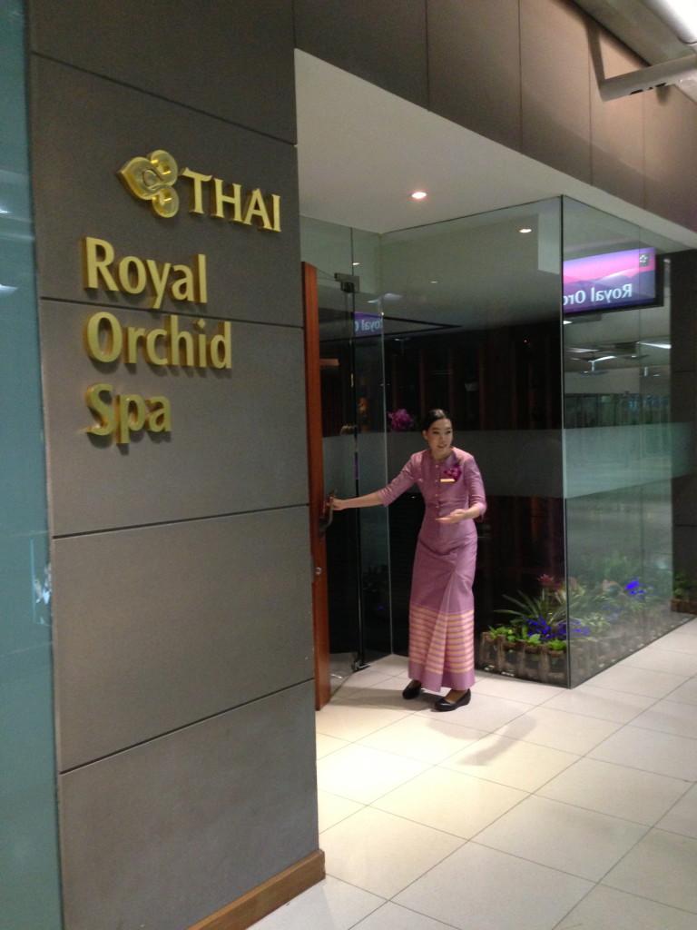 Thai First Class Spa