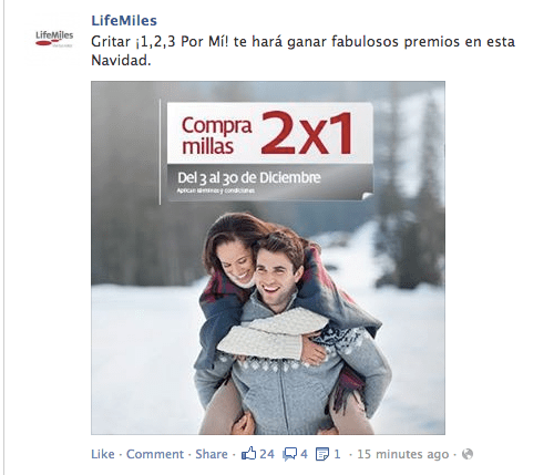 Buy Lifemiles 100% Bonus