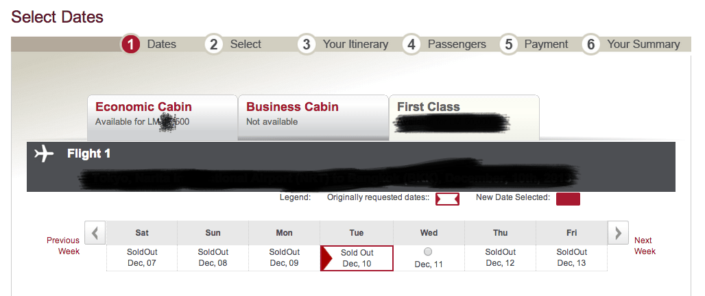 Lifemiles Tricks and Strategy for Cheap First Class