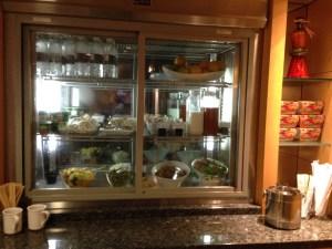 Vancouver Plaza Premium Lounge Transborder Breakfast
