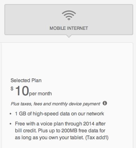 T-Mobile International Data Roaming Simple Choice Plan