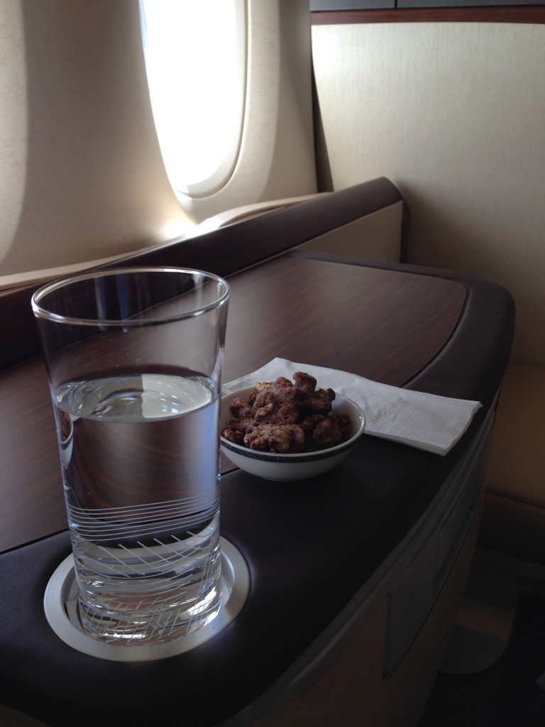 Water and Nuts