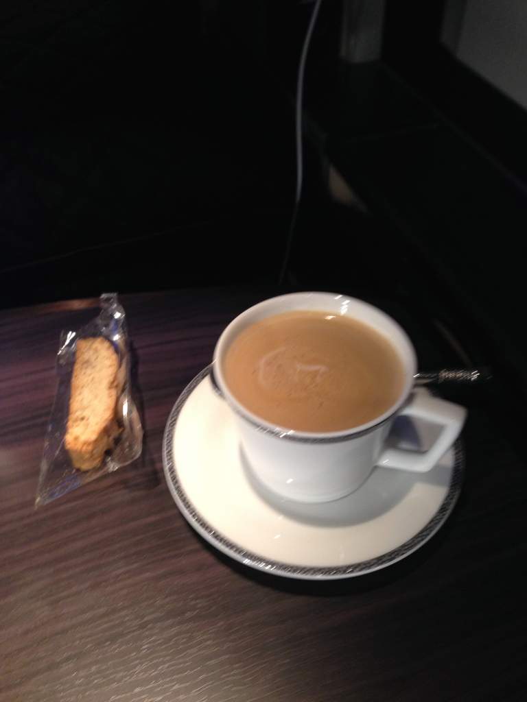 Singapore Airlines Blue Mountain Coffee