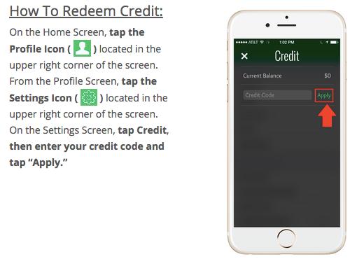 Add Loungebuddy Credit