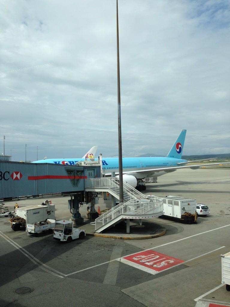 Korean Air Boeing 777-200ER