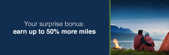 Alaska Miles 50% Purchase Promotion