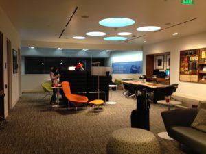 American Express Centurion Lounge SFO