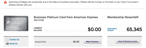 American Express Financial Review