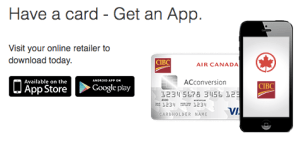 CIBC AC Conversion Card App
