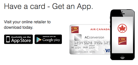 CIBC AC Conversion Card App