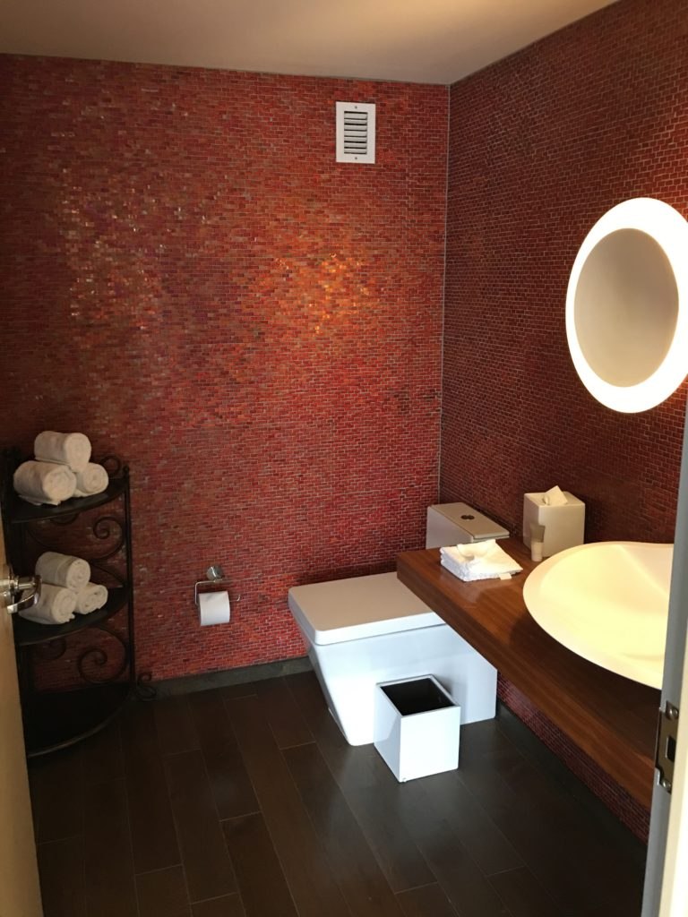 Hyatt Regency Jersey City Review - Bathroom