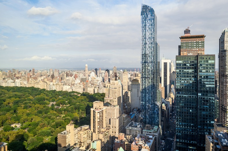 Park Hyatt New York Review - Building
