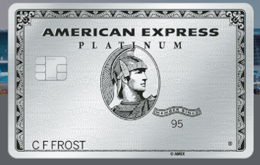 American Express Platinum - Metal Card