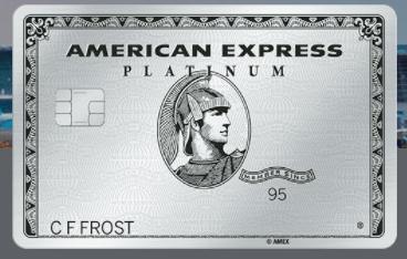 American Express Platinum - Metal Card