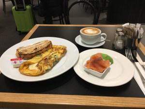 Priority Pass Restaurant - Breakfast