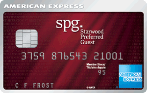 SPG American Express