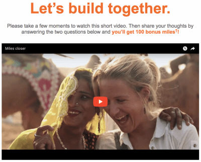 Earn 100 Aeroplan Miles for Watching This Video