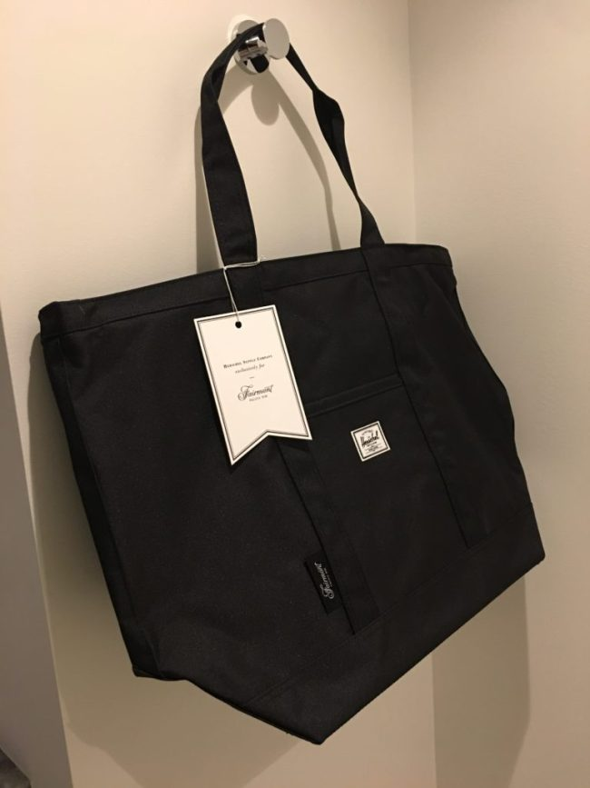 Herschel Fairmont Pacific Rim Bag