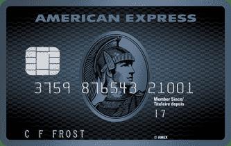 American Express Cobalt Card