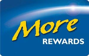 More Rewards $25