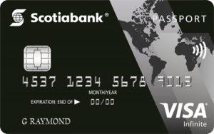 Scotiabank Passport Visa Infinite