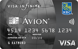 RBC Avion Visa Infinite