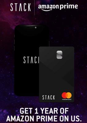 Free Amazon Prime - Stack Mastercard!